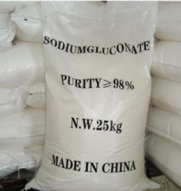 سدیم گلوکونات (sodium gluconate)