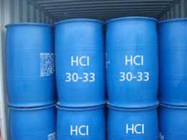 اسید کلریدریک (هیدروکلریک اسید)